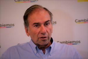 Humberto Schiavoni aseguró que la designación de Pichetto tuvo la venia radical