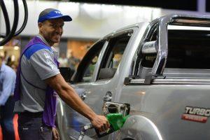 ¿Cuanto combustible se vendió en enero en Misiones?