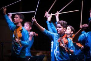 Comenzaron las audiciones para el Festival Iguazú Sinfónico