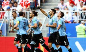 """Mundial Rusia 2018: Arriba la """"Celeste"""""""