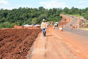 Avanzan las obras de la autovía entre Santa Ana y Loreto
