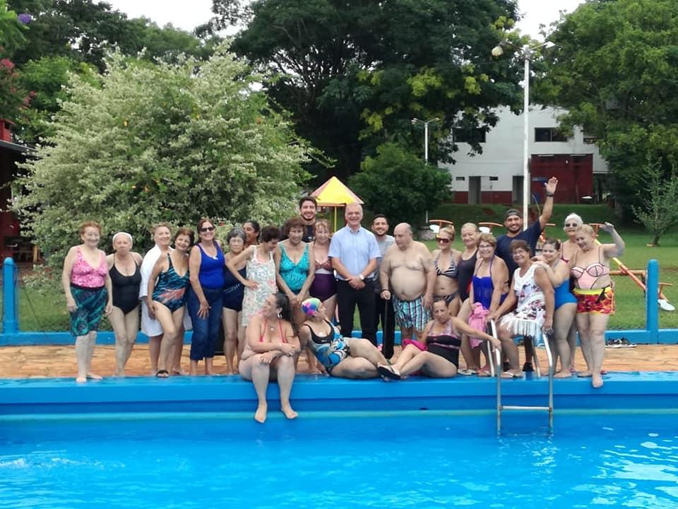 Chicos y grandes disfrutan de la colonia de vacaciones del IPS