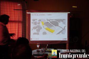 Oberá: presentaron el proyecto para un moderno anfiteatro en el Parque de las Naciones