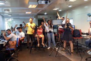 Estudiantes de Diseño Gráfico Digital producen un ciclo durante el verano