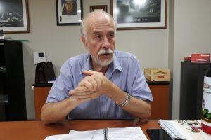 Aicheler destacó los beneficios que otorga Energía de Misiones a las empresas madereras