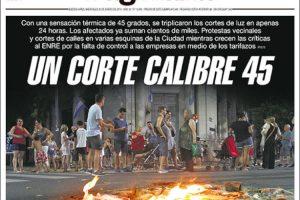 Las tapas del miércoles 30: el clima electoral, la economía y la crisis en Venezuela