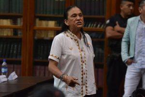 Milagro Sala fue condenada a 13 años de prisión por defraudación al Estado, asociación ilícita y extorsión
