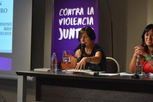 """Norma Chiapparrone, abogada: acceder a la Justicia es un """"camino de piedras"""" para víctimas de violencia de género"""