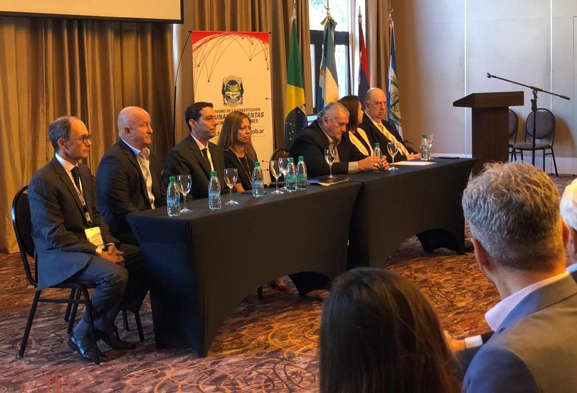 """Marcelo Pérez: """"La formación es fundamental para una política permanente de transparencia ycontrol del gasto"""""""