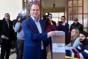 Superdomingo electoral con apenas un triunfo para Cambiemos