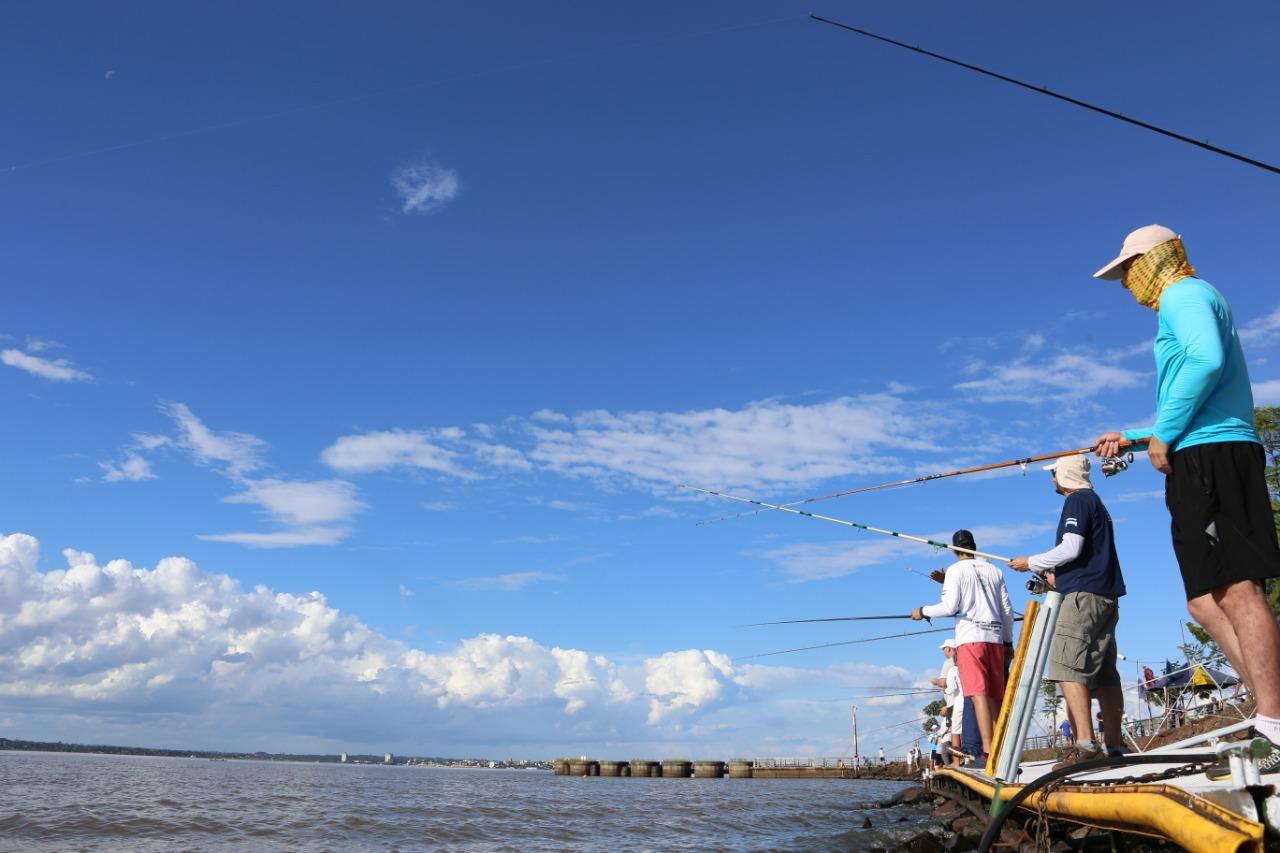 El Pirá Pytá sera epicentro de  10 Horas de Pesca a la Americana