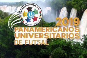 Comienza el primer panamericano universitario de futsal en Posadas