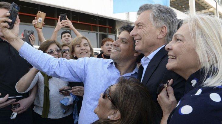 """Macri convocó a sus seguidores a la largada de su marcha """"SíSePuede"""""""