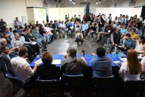 Equipos técnicos del NEA elaboraron propuestas consensuadas para presentar a Alberto y a Cristina Fernández