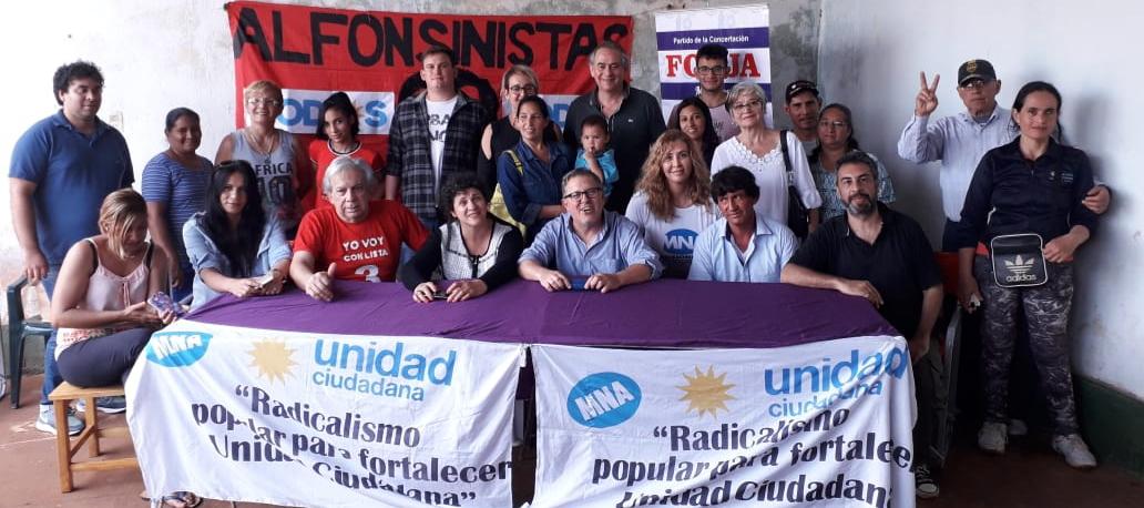 El Radicalismo Popular misionero ratificó su apoyo a Alberto Fernández