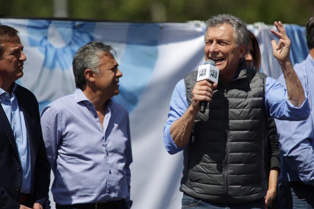 """Macri pidió """"cuidar la democracia"""" y se pronunció a favor de """"las dos vidas"""""""