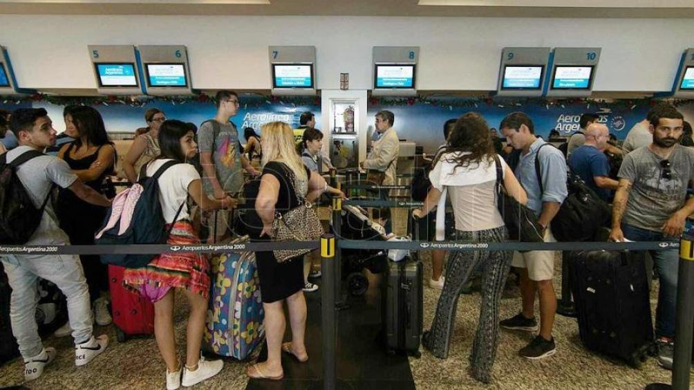 Iguazú entre los aeropuertos con mayor flujo de pasajeros durante octubre