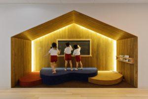 Consejos para iluminar espacios interiores para niños