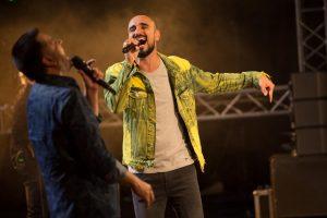 Jorge Rojas y Abel Pintos cantarán juntos en Cosquín