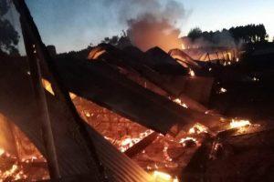 San Pedro: donaron un terreno para la construcción de la escuela incendiada en Puerto Argentino