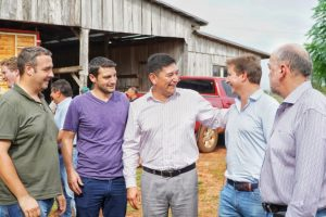 IFAI,  Vialidad Provincial y el Municipio de San Javier se reunieron con productores del paraje «El Galpón»