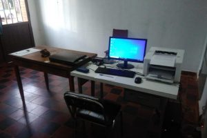 Inauguraron nuevo Centro de Documentación Rápida en Gobernador López