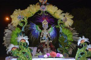 Carnavales Misioneros, una fiesta de brillo y selva
