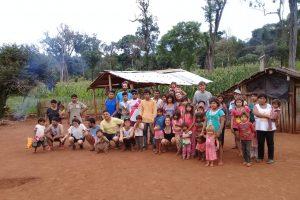 Iniciativa solidaria para donar kit escolares a niños Mbya