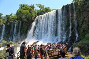 Las Cataratas del Iguazú estuvieron entre los destinos más elegidos de 2019
