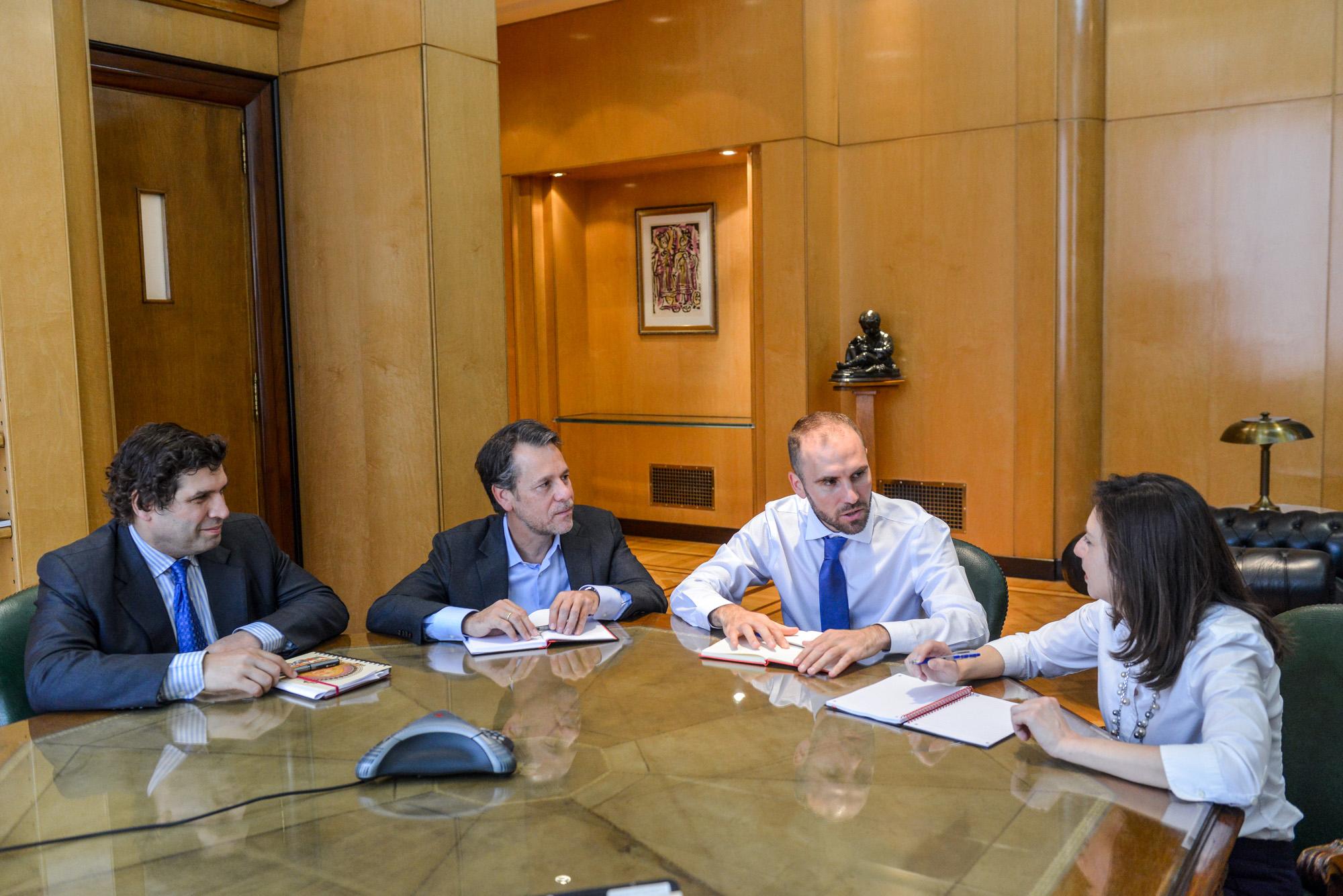 """El FMI reconoce que la deuda argentina es """"insostenible"""""""