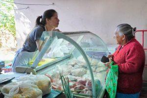 IFAI incorporó en el PAS al Mercado Concentrador con combos de productos cárnicos, frutas y verduras a precios subsidiados