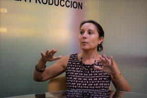 """Luciana Imbrogno: """"Hay que profesionalizar la chacra y perderle el miedo a la palabra agronegocios"""""""