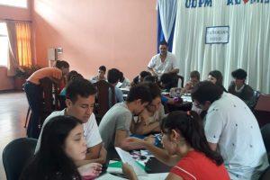 Con gran concurrencia de alumnos se desarrollan las tutorías en toda la provincia con docentes voluntarios de la UDPM