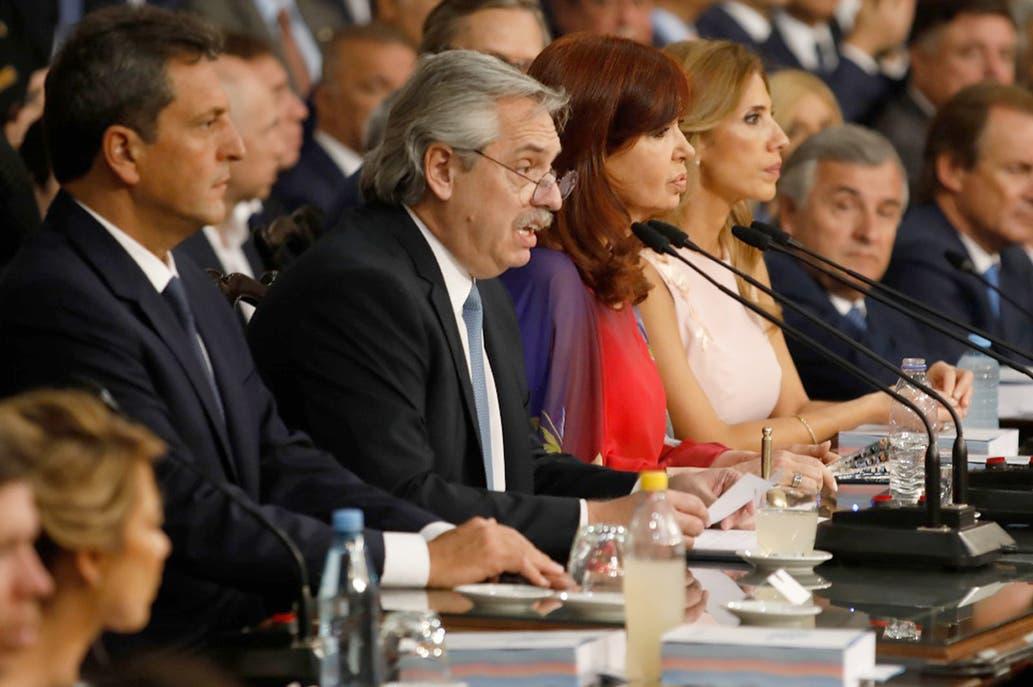 El «Nunca Más» de la deuda: Alberto Fernández dijo que el BCRA investiga el endeudamiento durante el macrismo