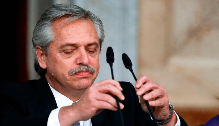 """Alberto Fernández hizo una advertencia en Twitter por los aumentos de precios: """"Sépanlo porque avisé"""""""