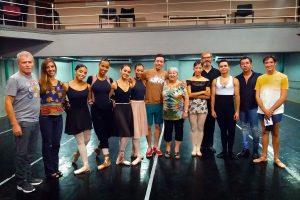 El Ballet del Parque del Conocimiento seleccionó a siete nuevos bailarines