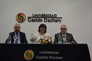 Ricardo Biazzi es el nuevo Rector de la Universidad Gastón Dachary