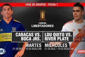 De rivales a socios: ESPN, que compró a Fox, empieza a transmitir esta semana la Copa Libertadores