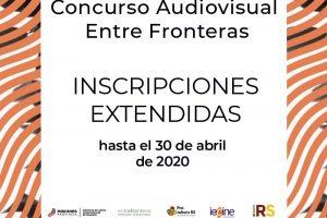 """Se prorrogó la inscripción al concurso audiovisual """"Entre Fronteras"""""""