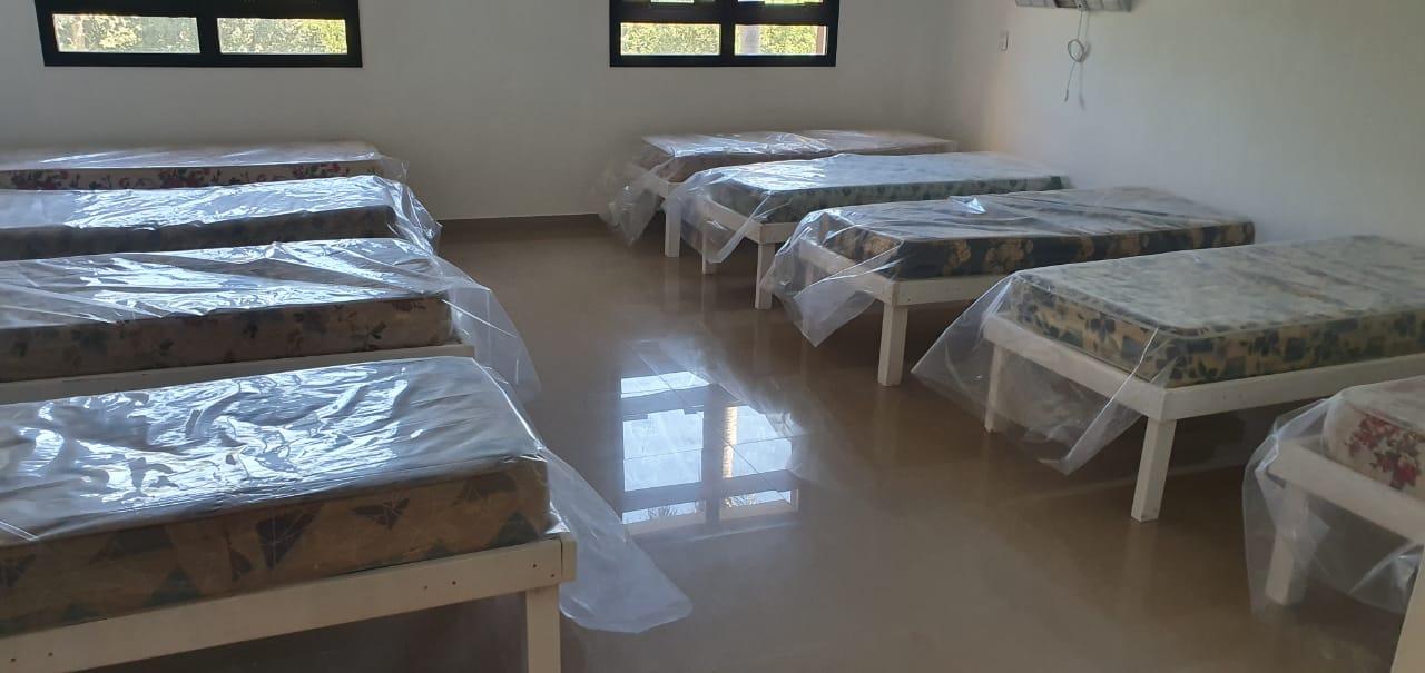 Empresas misioneras se pusieron a producir camas que donaron al Samic de Eldorado