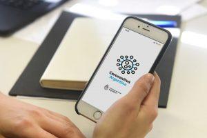 Una app para hacer la autoevaluación de Coronavirus