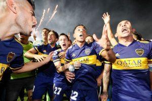 En un final infartante, Boca se quedó con la Superliga