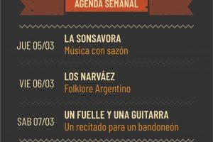 Este jueves regresa la peña Misionero y Guaraní