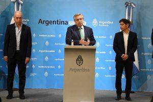 Coronavirus: Cuarentena total y obligatoria en la Argentina hasta el 31 de marzo