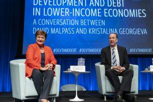 El FMI y el Banco Mundial piden a los acreedores suspender los vencimientos de deuda