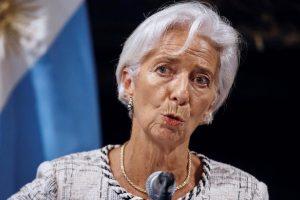 Lagarde alertó sobre el riesgo de una crisis como la de 2008 por el coronavirus