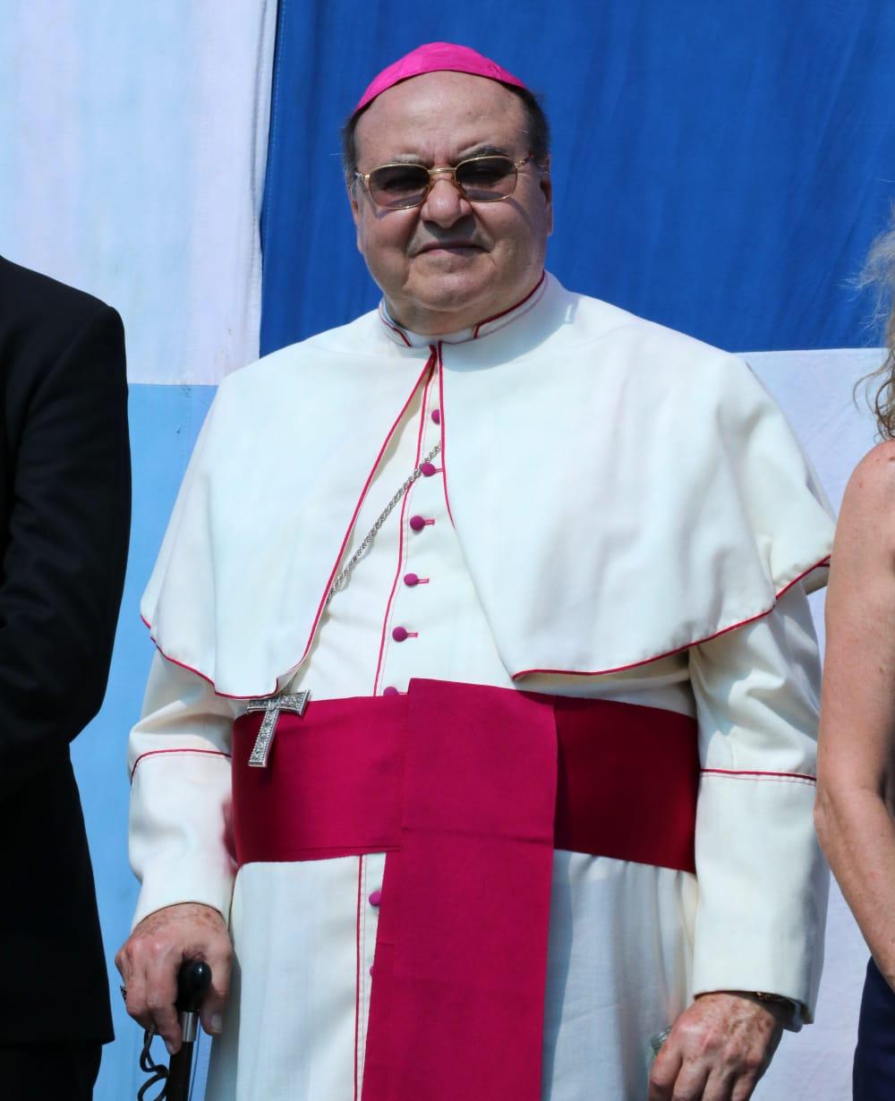 Marcelo Martorell le presentó su renuncia al Papa Francisco