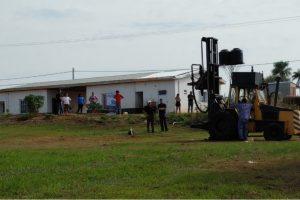 Rotary Club Posadas Oeste provee de agua potable a aula satélite de una escuela de Garupá
