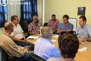 """Energía de Misiones forma parte de acuerdo entre CELA y Molinos """"Matilde"""" para la instalación de una Central de Biomasa"""
