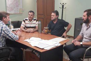 Coordinan reparación y mantenimiento de caminos rurales antes del acopio de tabaco